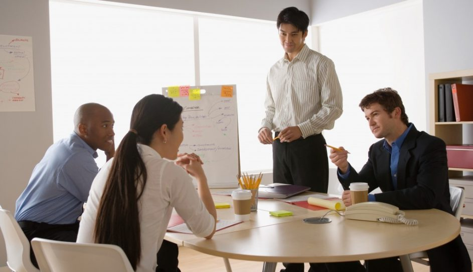 Leaders are able to build trust with their teams